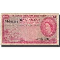 Billet, British Caribbean Territories, 1 Dollar, 1964, 1964-01-02, KM:7c, TB - Caraïbes Orientales