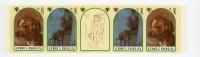 Sao Tome-1981-Clipper,Picasso -Année De L'enfance-YT 729A+B-2 Séries Avec Vignette Centrale***MNH- - Picasso