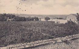 Alte Ansichtskarte Deutsche Und Französische Schützengräben Vor Reims - Reims