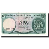 Billet, Scotland, 1 Pound, 1975, 1975-05-01, KM:336a, NEUF - [ 3] Scotland