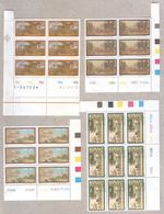 South Africa 1976 Erich Meyer Blocks Of MH Commemorative Stamps - Blocs-feuillets