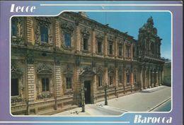 Lecce - Palazzo Celestini (sec. XVII) - Lecce