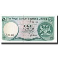 Billet, Scotland, 1 Pound, 1981, 1981-01-10, KM:336a, SPL+ - [ 3] Scotland