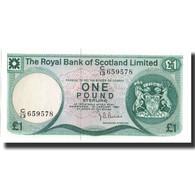Billet, Scotland, 1 Pound, 1981, 1981-01-10, KM:336a, NEUF - [ 3] Scotland