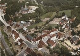 Pécrot , ( Grez-Doiceau ),  Vue Aérienne ,  Centre Du Village ( Ac 61-28 A ) - Grez-Doiceau