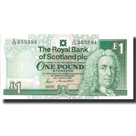 Scotland, 1 Pound, 1987, KM:346a, 1987-03-25, NEUF - 1 Pound