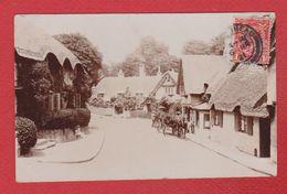 Shanklin  -  Carte Photo --  1921 - Autres