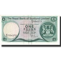 Billet, Scotland, 1 Pound, 1980, 1980-05-01, KM:336a, SUP - [ 3] Scotland