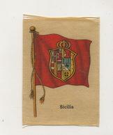 Silk Flag Sicilia - Italië