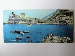 ITALIA - LIGURIA - PORTOVENERE - Panorama - Other Cities