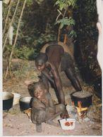 Afrique - Guinée Bissau - Ethnique - Femme Et Enfant - 170X123 - Africa