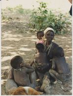 Afrique - Guinée Bissau - Ethnique - Femme Et Enfants - 183X121 - Africa