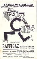 Buvard Raffigaz Creil Laubion Lesiourd 33 Rue Gambetta 104 Rue De La République 60 Oise Chauffage - Electricity & Gas