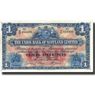 Billet, Scotland, 1 Pound, 1939, 1939-07-10, KM:S815c, TTB+ - [ 3] Scotland