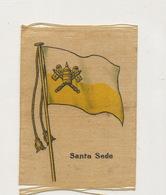 2 Silk Flags  Vatican Vaticano - Vatican