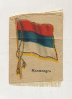 Silk Flag Montenegro - Montenegro