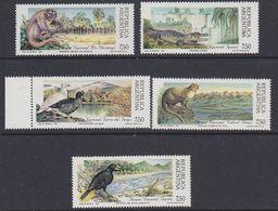 Argentina 1987 Wildlife 5v ** Mnh (37857) - Ongebruikt