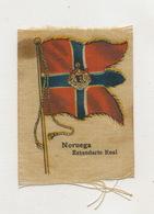 Silk Flag  Norway Royal Some Spots - Norvège