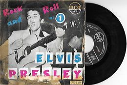 45 TOURS ELVIS PRESLEY ** Don T Be Cruel - Collector's Editions