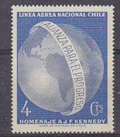 Chile 1964 Linea Aerea Nacional Chile 1v ** Mnh (37857B) - Chili