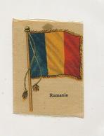 Silk Flag Romania - Roumanie