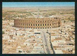 Túnez. El Jem. *Le Colisée* Ed. Carthage Nº Rm 24. Nueva. - Túnez