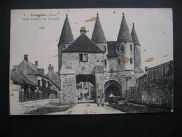 Longpont(Aisne) Porte Fortiffiee De L'Abbey - France