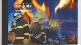 2004 MNH Alderney, Prestige Booklet, Postfris** - Alderney