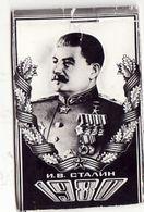 Russia Calendar 1980 Stalin 5.5cm X 8.5cm - Small : 1971-80
