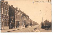 Heist Op De Berg, Statiestraat, Cigarettes St. Michel, Met Postzegel Koning Albert, 1926 - Heist-op-den-Berg