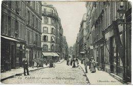 CPA - 75 - PARIS XVII -Rue Gauthey  - - Paris (17)