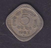 India 1963 5 Paise - Indien