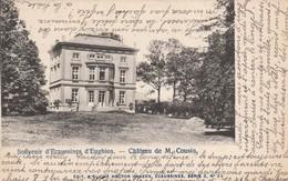 Souvenir  D'Ecaussinnes D'Enghien ,chateau De M Cousin (série 2 ,n° 23 ) - Ecaussinnes