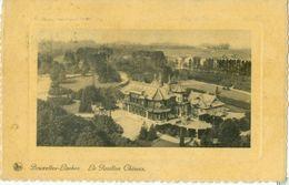 Bruxelles-Laeken 1935; Le Pavillon Chinois - Voyagé. (Thill - Bruxelles) - Laeken