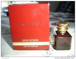 TROUBLE - EDP 5 ML De BOUCHERON - Miniatures Modernes (à Partir De 1961)
