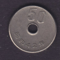 Japan 1967 50 YEN - Japan