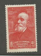 FRANCE - N°YT 436 NEUF** SANS CHARNIERE - COTE YT : 2€ - 1939 - Neufs