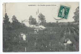 Livry - Gargan - Le Jardin Perdu Lillois - Livry Gargan