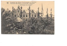 Herentals, Kostschool Der Zusters Franciscanessen, Huishoudschool Van Wal Uit Gezien, - Herentals