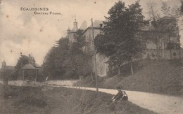 Ecaussinnes  ; Chateau Féodal - Ecaussinnes