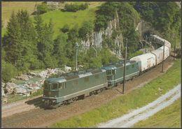 Elektro-Schnellzuglokomotiven Re 4/4 III Nr 11365 & 11351 - Reiju AK - Trains