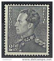 COB 432  MH (*)   (lot 179) - 1936-51 Poortman