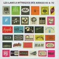 Les LABELS MYTHIQUES DES ANNEES 60 & 70 - CD - MAGIC RECORDS - Los BRAVOS - TURTLES - KINKS - LOVIN' SPOONFUL - MOVE - Rock