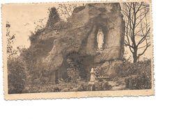 Gierle-lez-Thielen, La Grotte, Pensoinnat De Religieuses Ursulines, Met Postzegel. - Lille