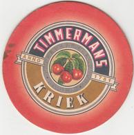 "Sottoboccale "" TIMMERMANS KRIEK"" Anno 1871- - Sotto-boccale"
