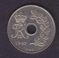 Denmark 1967 25 ØRE King Frederik IX. - Dänemark
