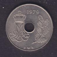 Denmark 1979 25 ØRE Queen Margrethe II. - Dänemark