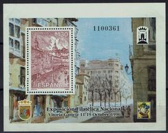 Spanien Espana Spain 1996 - Briefmarkenausstellung - MiNr Block 66 (3297) - 1931-Aujourd'hui: II. République - ....Juan Carlos I