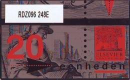 Telefoonkaart  LANDIS&GYR NEDERLAND * RDZ.096  248E * ELSEVIER * Pays Bas * TK *  ONGEBRUIKT * MINT - Nederland