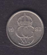 Sweden 1983 10 ÖRE King Carl XVI. Gustav - Schweden